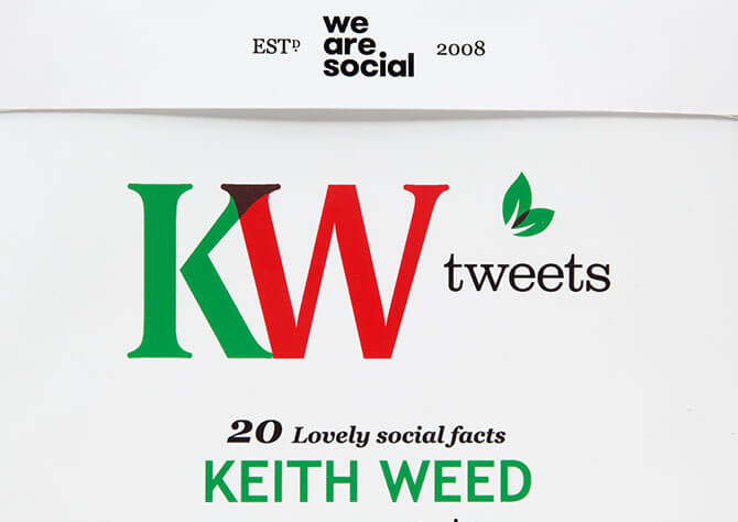 Keith Weed