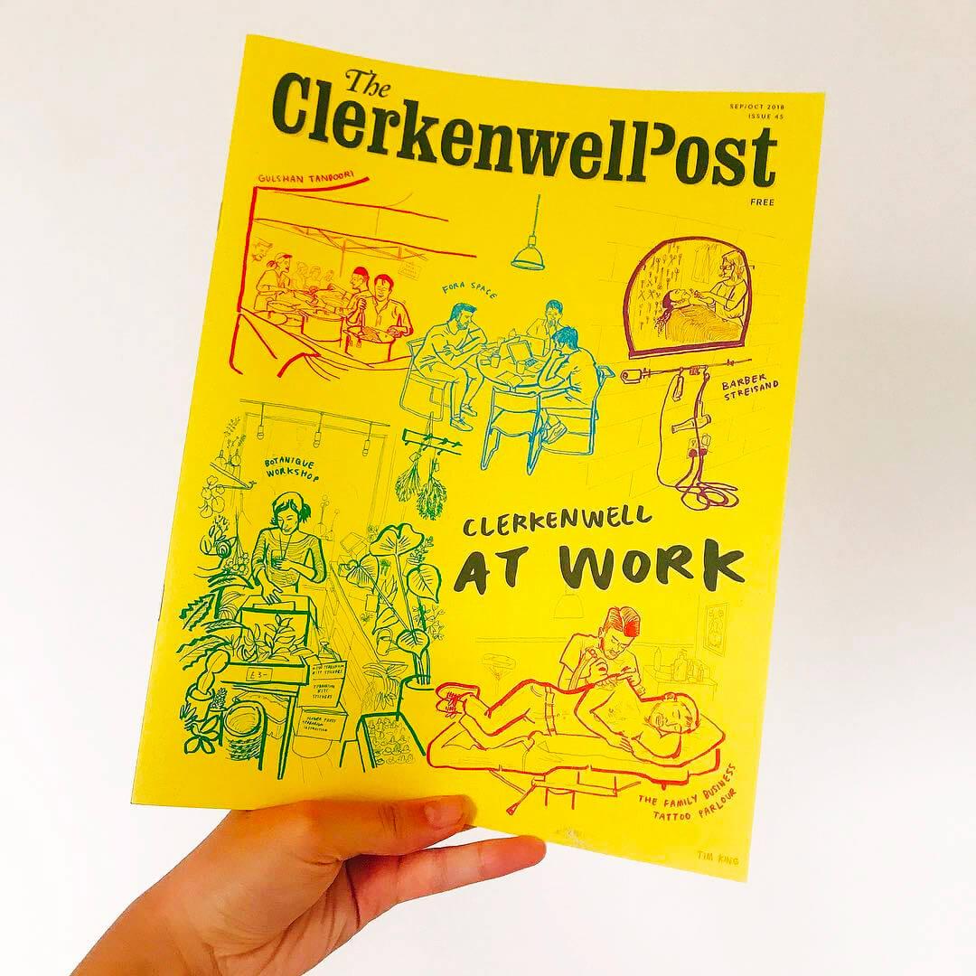 Clerkenwell at Work