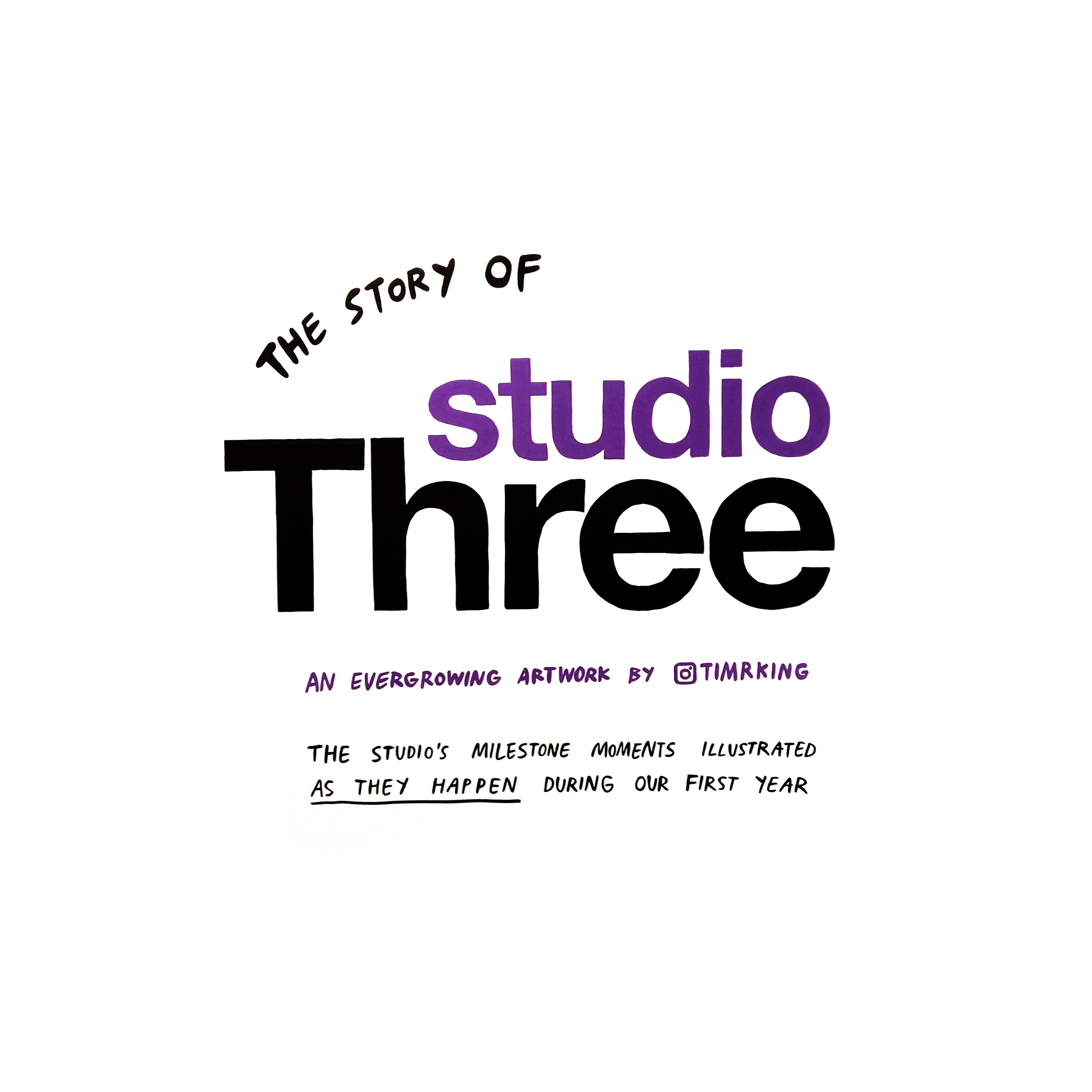 Studio-title